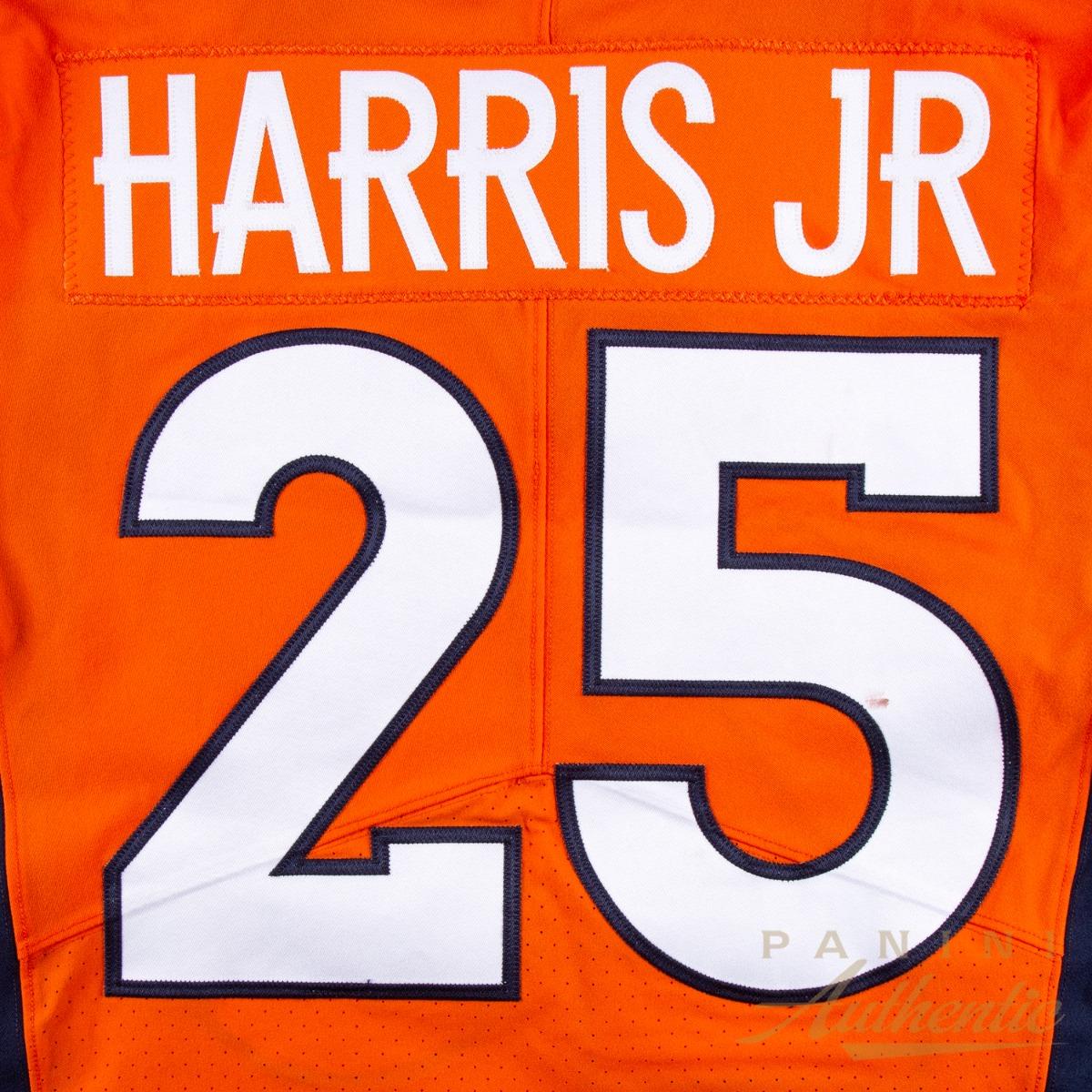 Chris Harris Jr. Game Worn Jersey From 9.29.19 vs JAX ~Limited ...