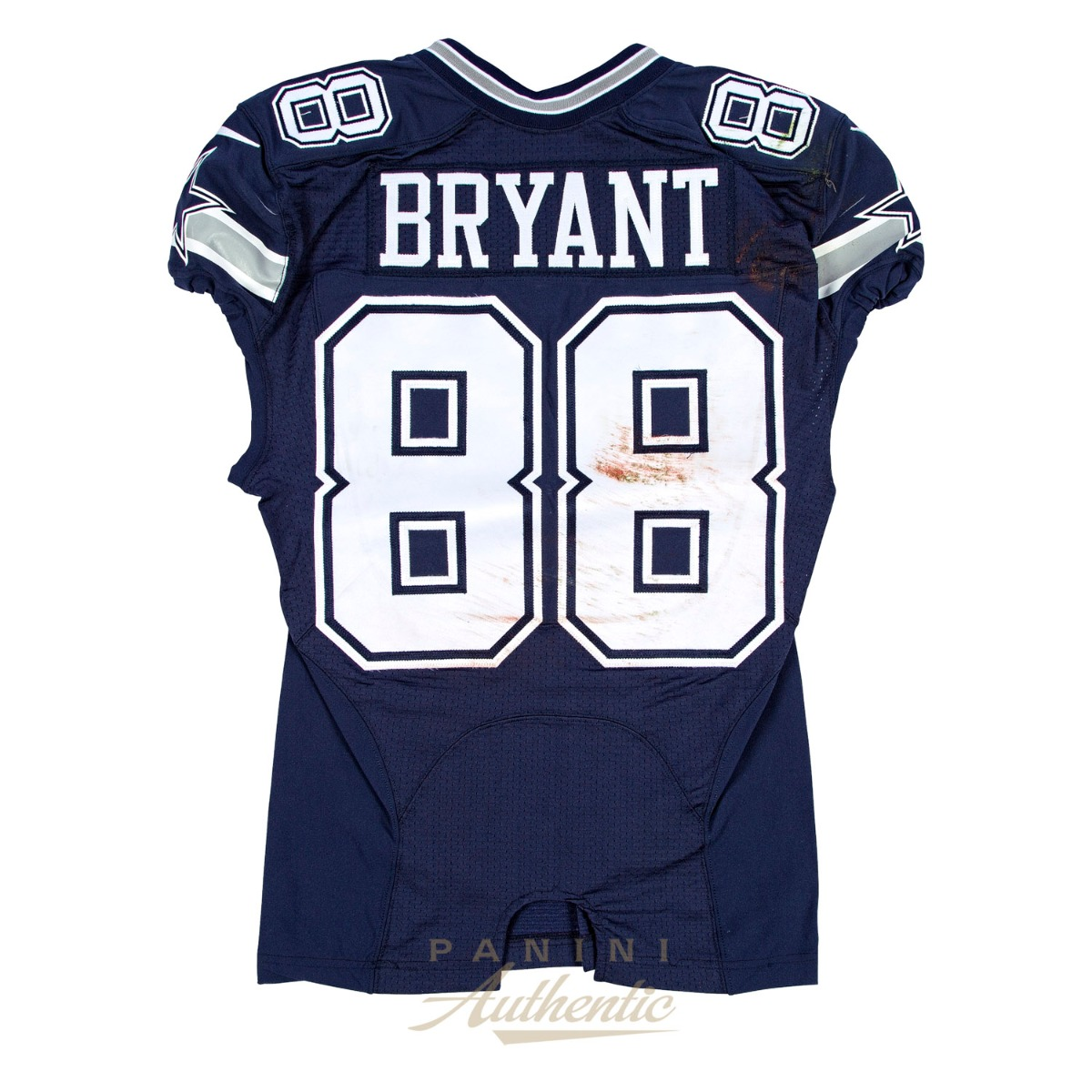 Dez Bryant Game Worn Dallas Cowboys Jersey From 11/6/2016 vs the ...
