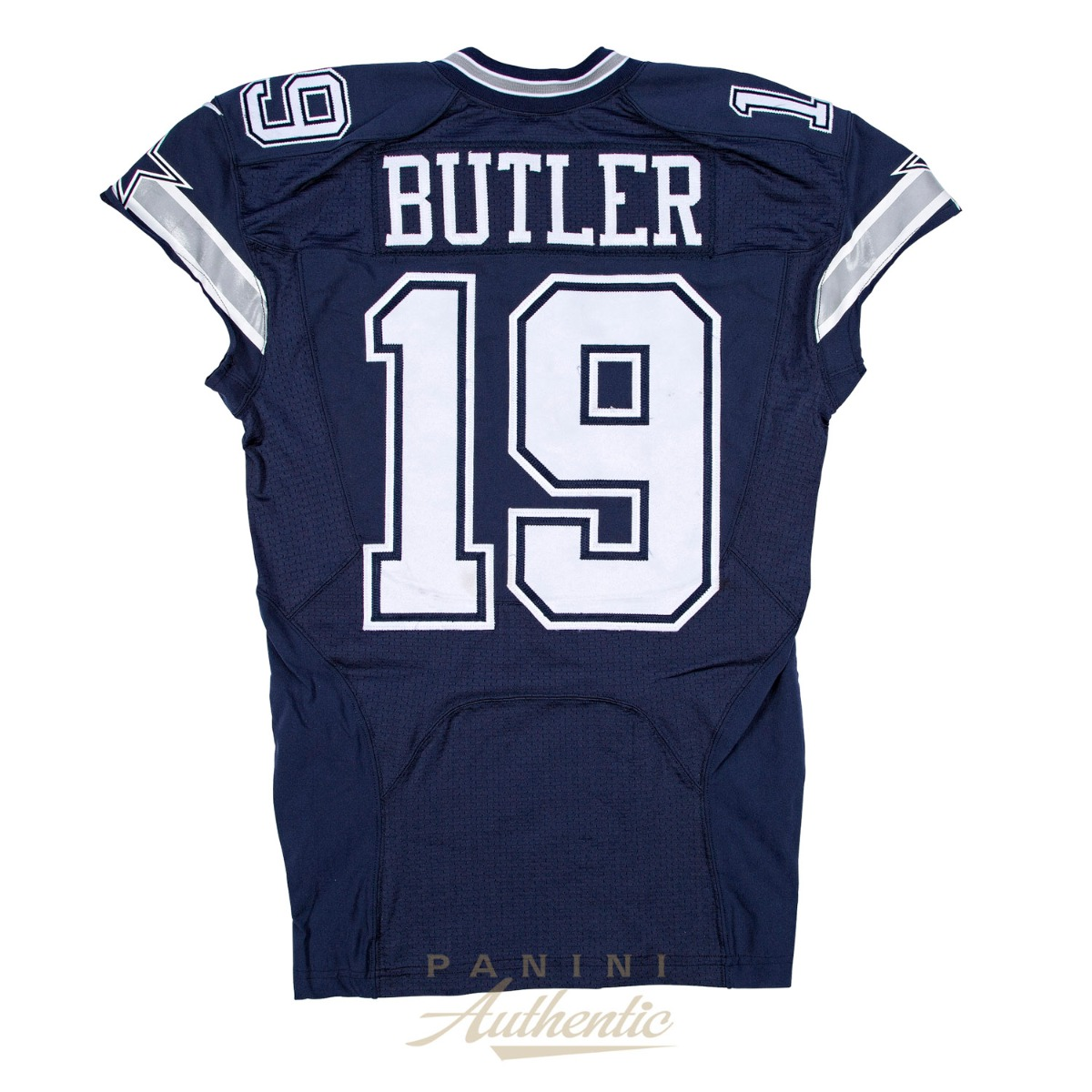 Brice Butler Game Worn Dallas Cowboys Jersey From 11/24/2016 vs ...