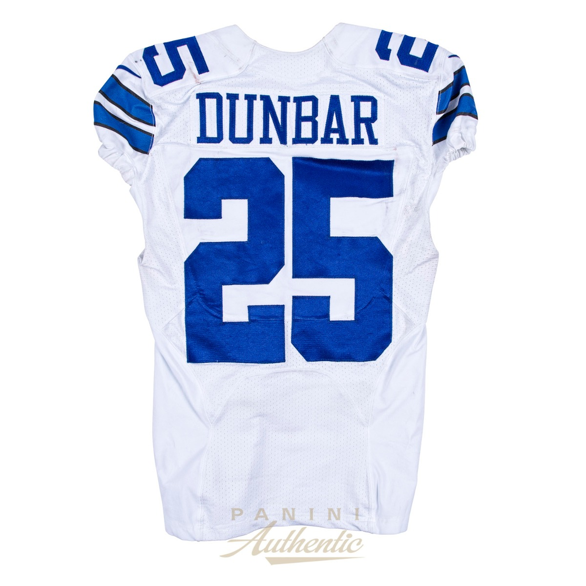 Lance Dunbar Game Worn Dallas Cowboys Jersey From 12/26/2016 vs ...