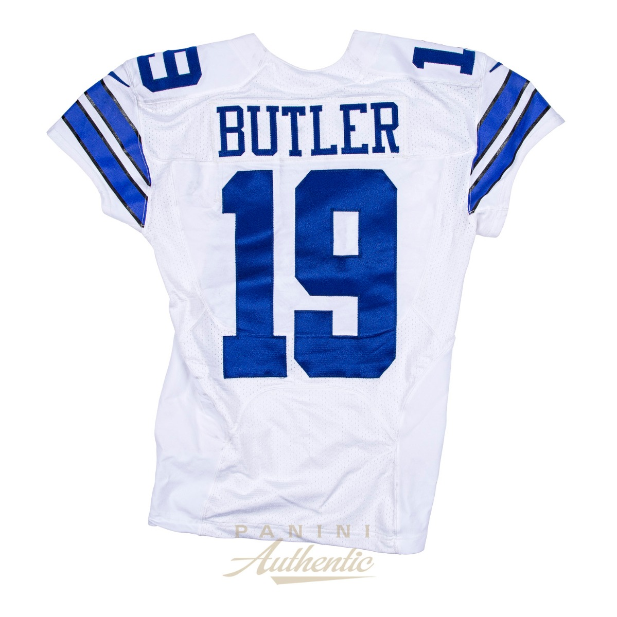 Brice Butler Game Worn Dallas Cowboys Jersey From 12/18/2016 vs ...