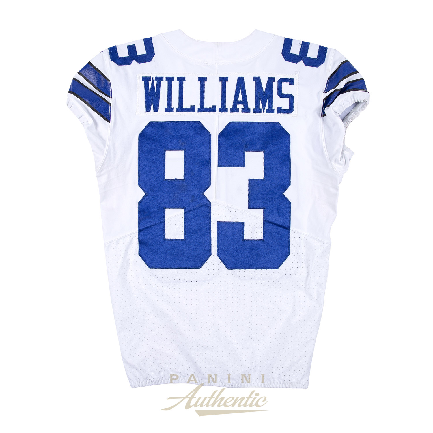 Terrance Williams Game Worn Dallas Cowboys Jersey From 9/16/2018 ...