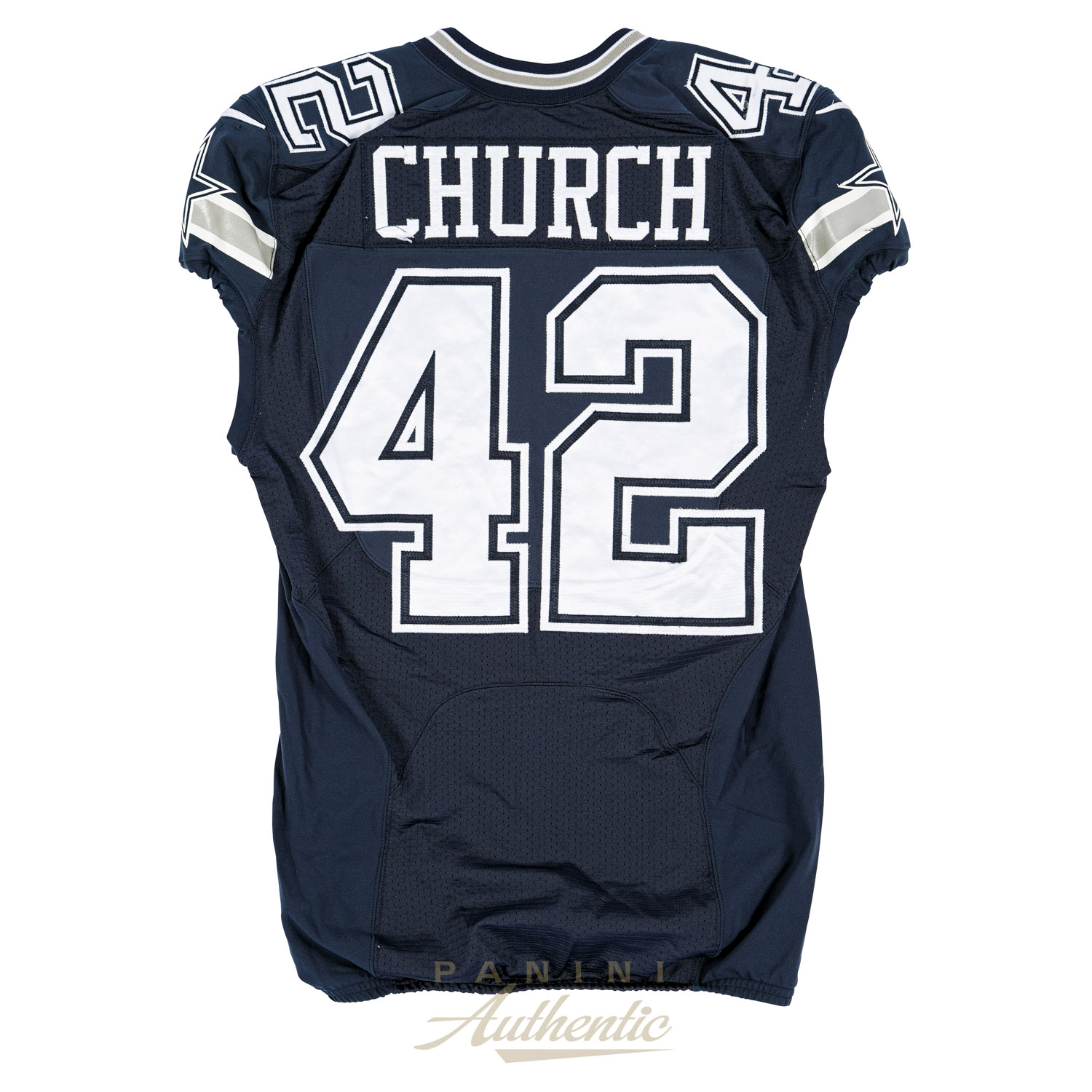 Barry Church Game Worn Dallas Cowboys Jersey and Pant Set From 11 ...