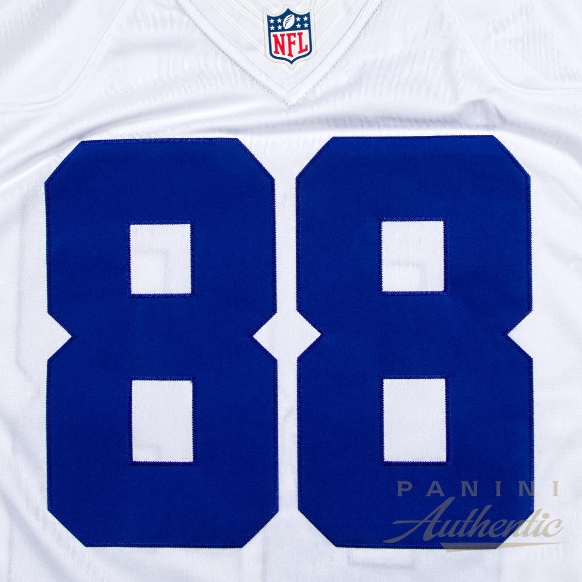 Dez Bryant Autographed White Nike Limited Dallas Cowboys Jersey ...